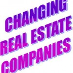 changing real estate companies
