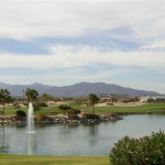 Sun City Grand golf course view